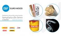 Euro-Wood aduce pe piata romaneasca ultimele noutati in domeniul accesoriilor pentru tamplaria din lemn Compania Euro-Wood