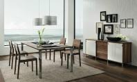 Mobilierul din lemn masiv - nu doar clasic ci și modern Ne place mobilierul din lemn