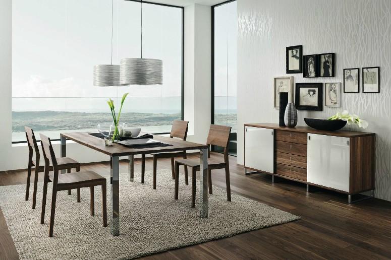 Mobilierul din lemn masiv - nu doar clasic, ci și modern