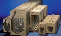 ACO lanseaza gama completa de rigole monobloc Rigolele ACO DRAIN® Monoblock sunt create din beton cu