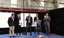 25 de ani de parteneriat Elmas - Demag Cranes & Components in Romania