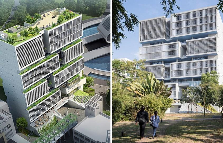De la randare la realitate: revolutionarul proiect Ocean Center se ridica in Shenzen