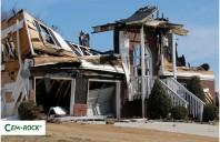 Materiale de construcții care sporesc gradul de siguranță împotriva incendiilor pentru locuința ta