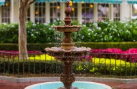 Vara ideala: flori, fantani si efecte de apa