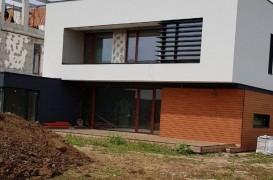 Complex rezidential de case pasive in Tunari, judetul Ilfov, echipat cu unitati de ventilatie Atrea