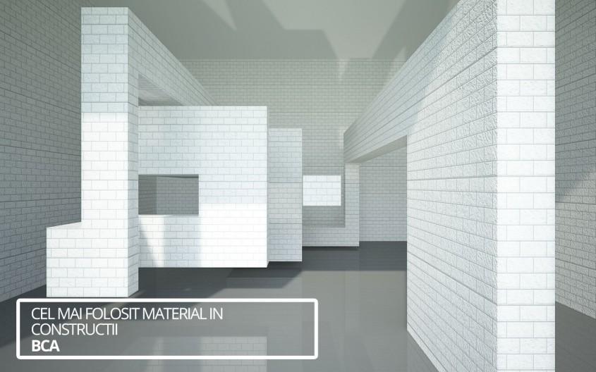 BCA-ul, materialul inovator perfect pentru orice constructie