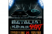 Bătălia dispozitivelor #smart Episodul 1: Hubul Allone Pro Orvibo vs. Hubul Broadlink RM PRO