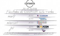 Ultimele noutati din domeniul constructiilor in cadrul evenimentului CONSENS Asociatia Studentilor Constructori din Universitatea Tehnica din