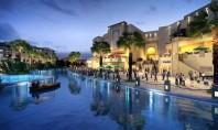 Penetron protejează piscinele complexului Palm Lake din Tunisia Construit in pe ruinele orasului roman antic Ruspina