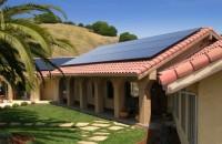 Șindrilele solare SunPower sunt cu 15% mai eficiente decât panourile fotovoltaice convenționale
