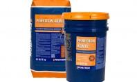 Hidroizolatii cu materialul Penetron Admix Penetron Admix se adauga in amestecul de beton in momentul dozarii. Penetron Admix este format din ciment Portland, nisip de siliciu tratat foarte fin si alte substante chimice active brevetate.