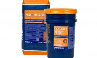 Hidroizolatii cu materialul Penetron Admix Penetron Admix se adauga in amestecul de beton in momentul dozarii