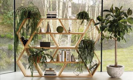 Modele diferite de biblioteci pe care le poți avea acasă