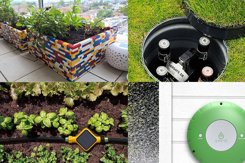Accesorii și gadget-uri pentru grădină - ce nu trebuie să-ți lipsească vara asta