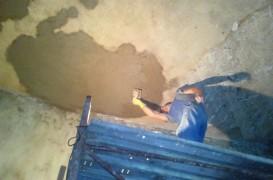 Reabilitare rezervoare apa potabila 2 x 2500 mc cu sistemul PENETRON