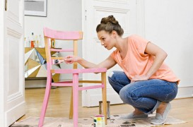 5 greșeli pe care le poți face atunci când vopsești mobilierul