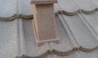 Asigurarea etanșeității la străpungerea învelitorilor folosind module și piese speciale Pentru invelitorile cu tigla metalica cu