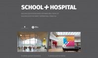 SCHOOL + HOSPITAL 2017 despre educatie sanatate si arhitectura Noul concept SCHOOL + HOSPITAL 2017 integreaza