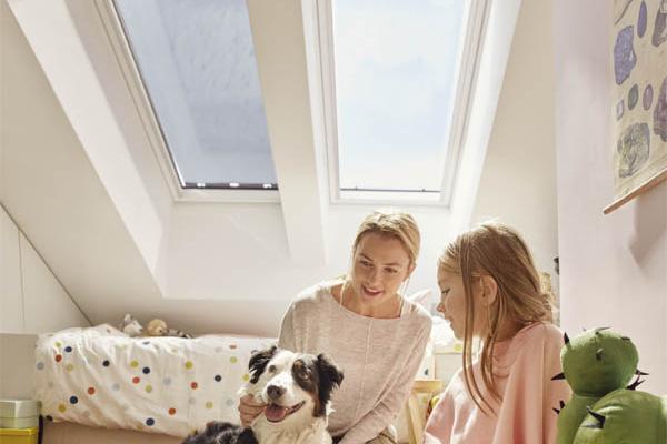 Soluția completă VELUX vă asigură minim 25 de ani de confort în mansardă
