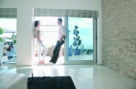 Adezivul pe bază de ciment alb weberset EX25 max2 ALB – placări ceramice la interior sau