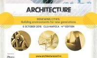 Proiectele arhitectilor din intreaga tara premiate la Cluj-Napoca in aceasta toamna Arhitecture Conference&Expo premiaza in aceasta