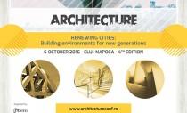 Proiectele arhitectilor din intreaga tara, premiate la Cluj-Napoca in aceasta toamna