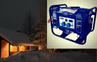 Solutia salvatoare pentru pana de curent - generatorul monofazat Ford tools FG3050P