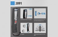 Lanterna cu LED - 2091 Unior