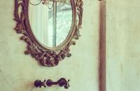 Oglinzile din baie. Nu, oglinzi vrăjite.