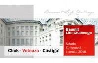 Click - Voteaza - Castiga! la concursul de fatade Baumit Challenge 2016