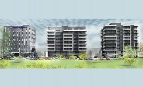 Penetron impermeabilizează parcarea subterană a Complexului Rezidențial Lotus din Oradea
