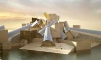 Muzeul Guggenheim din Abu Dhabi al lui Frank Gehry pe cale să devină realitate Prezentat prima