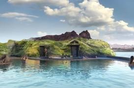 Sky Lagoon, o nouă destinaţie paradiziacă în Islanda