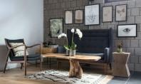 Designul industrial sursa de inspiratie preferata in amenajarile spatiilor de lucru Designerul Kate Strickland de la