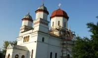 Restaurarea Bisericii Vartoapele de Sus In luna aprilie EXPO TEST CONSTRUCT a inceput restaurarea bisericii din