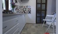 Apartament din zona Rosetti bucatarie amenajata cu piatra naturala Iata o noua poveste din seria celor