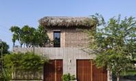 Un refugiu in clima tropicala a Saigonului Casa MM realizata de biroul de proiectare MM++ Architects
