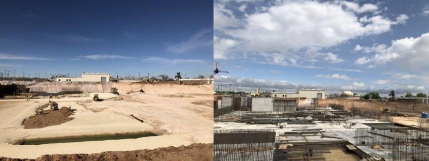 Penetron impermeabilizează și protejează rezervoarele stației de epurare a apelor uzate din Midland, Texas