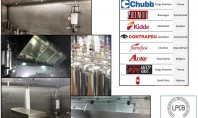Sistem de protecție și suprimare incendiu pentru hote și bucătării profesionale Sistemul FireDETEC promovat de Air