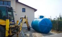 Bazine de retenție apă pluvială Bazinele de retentie apa meteorica sunt indispensabile cand