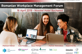 Romanian Workplace Management Forum are loc pe 16 aprilie la București