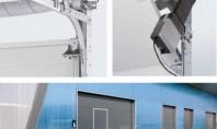 Uşa secţională industrială Hormann - calitate fără compromis Ce este diferit la uşa secţională industrială Hormann?