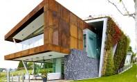 Jewel Box un exemplu de arhitectura durabila in Elvetia Aceasta casa durabila din Elvetia proiectata de