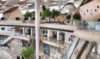 Noul terminal al Aeroportului International din Baku forme si texturi pentru o experienta senzoriala Noul terminal