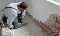 Eliminarea igrasiei la o casa construita in anii '50 in Ramnicu Valcea Clientul a solicitat o