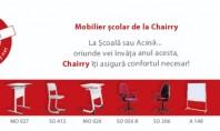 Ghid pentru alegerea mobilierului şcolar potrivit în contextul COVID-19 Copilul tău cum stă în bancă? Dacă