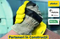 """Evenimentul """"Parteneri în Construcții 2018"""" a avut loc la Cluj Doka a deschis sesiunea de prezentari cu subiecte generale si adeseori ocolite sau abordate superficial. Prima prezentare a subliniat importanta """"siguranței"""
