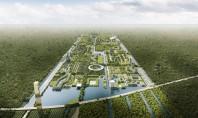 Un nou tip de așezare umană Orașul-pădure acoperit cu 7 5 milioane de plante Smart Forest