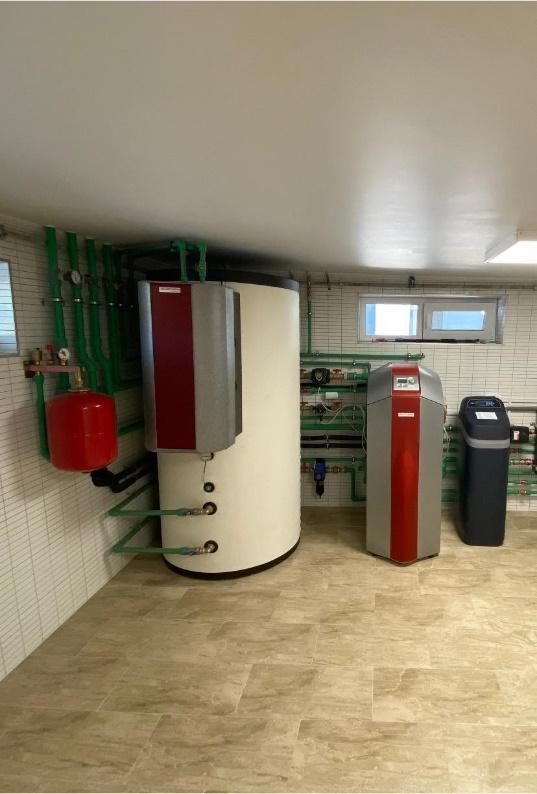 Pompă de căldură + încălzire în pardoseală + sistem fotovoltaic  –  combinaţia perfectă