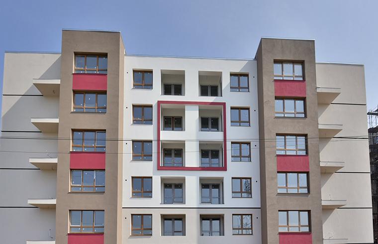 """Ferestrele Gealan Futura completeaza eficienta primului ansamblu rezidential """"verde"""", Cartierul Solar"""